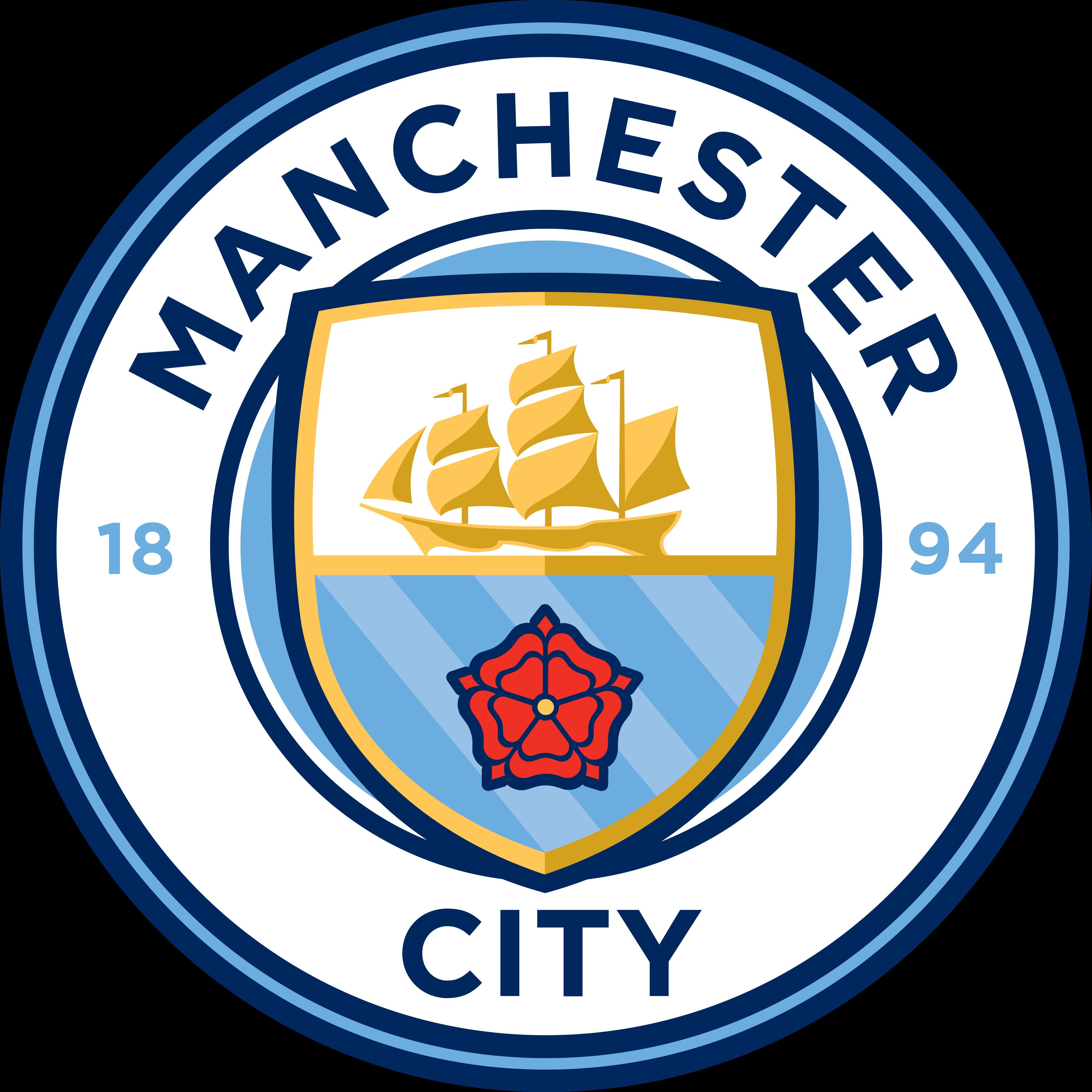 Escudo Manchester City Football Club - Escudo.Biz - Baixar ...