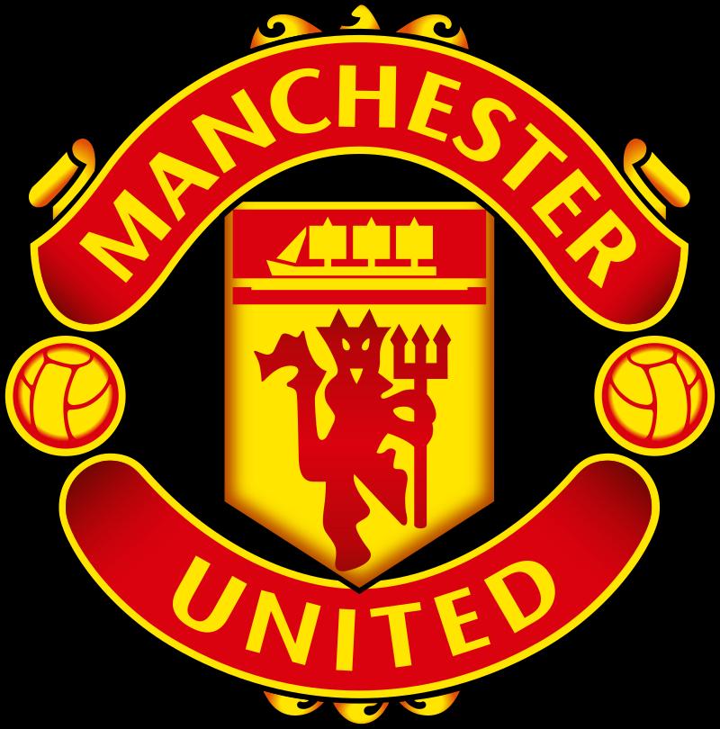Manchester United Football Club Escudo.
